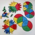 Strukturované učení - Počítání s kolíčky