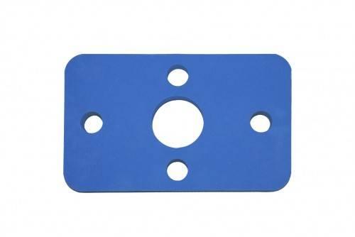 Plavecká deska KLASIK modrá - plavecké pomůcky pro děti Aronet