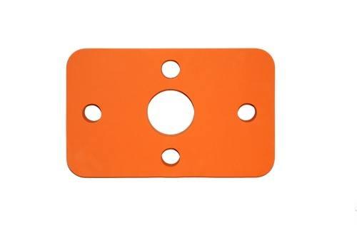Plavecká deska KLASIK oranžová - plavecké pomůcky Aronet