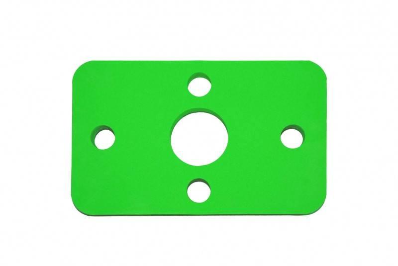 Plavecká deska KLASIK zelená Aronet