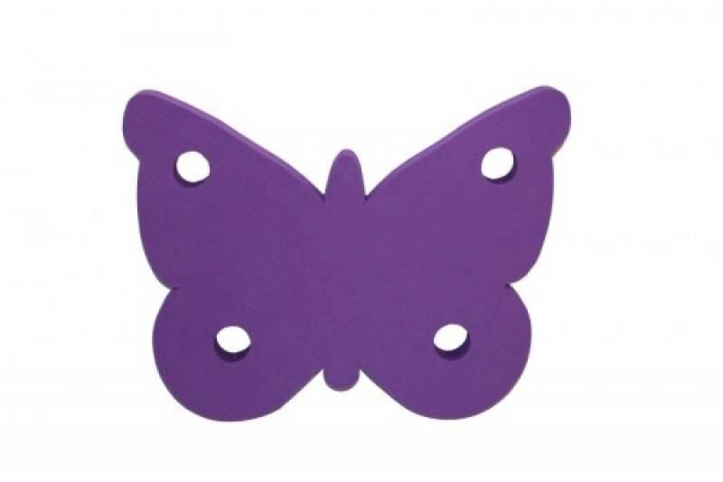 Plavecká deska MOTÝLEK - fialový Aronet