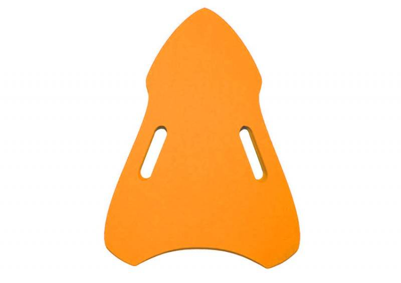 Plavecká deska RAKETA (3,8 cm) oranžová Aronet