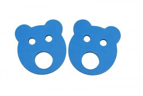 Nadlehčovací kroužky MEDVÍDEK modrý Aronet