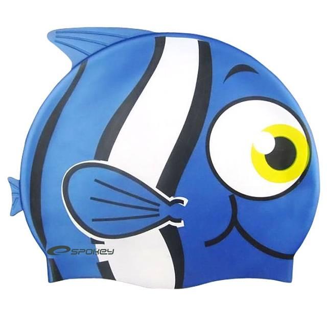 PLAVECKÁ ČEPICE - modrá Rybka Spokey