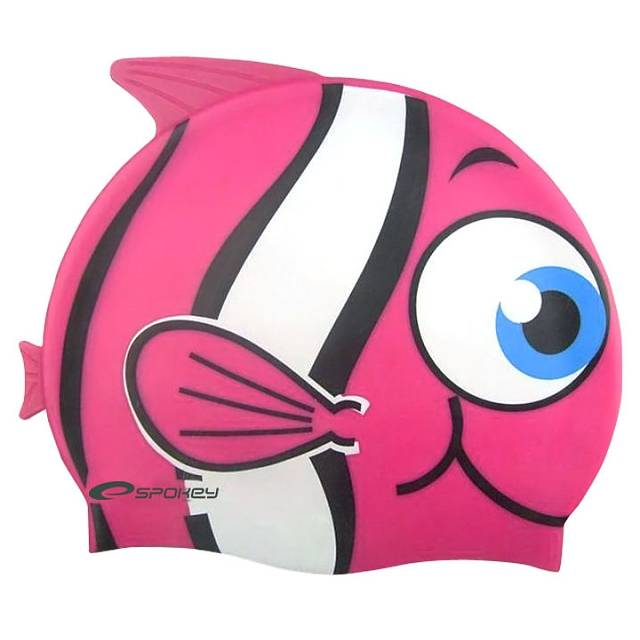 PLAVECKÁ ČEPICE - růžová Rybka Spokey