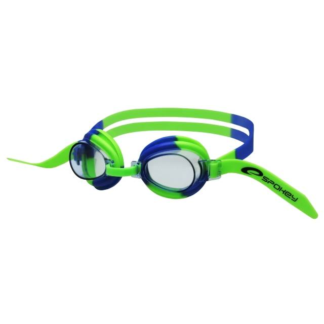 Plavecké brýle JELLYFISH - modro-zelené Spokey