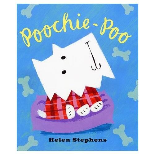 Poochie Poo - anglické knihy pro děti