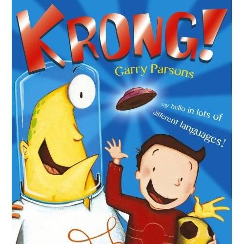 Krong! - knihy v angličtině pro děti