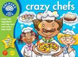 Orchard Toys - hra Bláznivý šéfkuchař