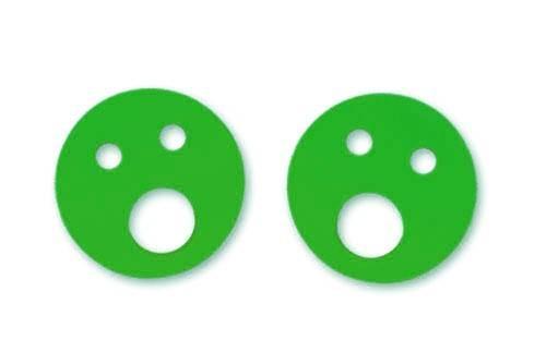 Nadlehčovací kroužky - zelené Aronet