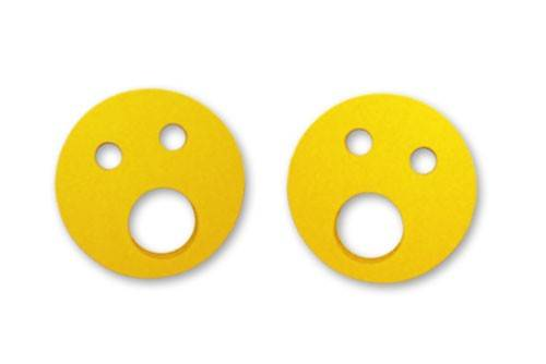 Nadlehčovací kroužky - žluté Aronet