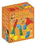 QUERCETTI Saxoflute - skládací trubka