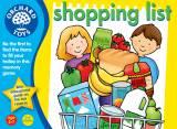 hra NÁKUPNÍ SEZNAM (Shopping List)