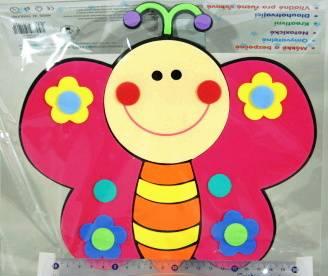 dětská dekorace velká - MOTÝL