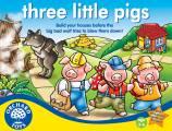hra TŘI MALÁ PRASÁTKA (Three Little Pigs)