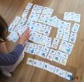 Domino Abeceda - 54 kartiček