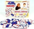 Domino - sčítání a odečítání do 10