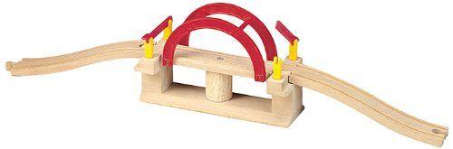 MAXIM Otočný most pro dřevěnou vláčkodráhu