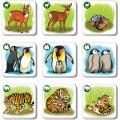 PEXETRIO - Zvířata a jejich rodinky
