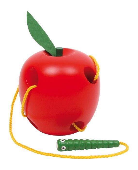 Provlékací jablko