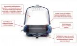 Školní aktovka BIG FOOT auto - 3-dílný set Emipo
