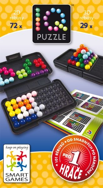 Smart hra - IQ Puzzle Mindok