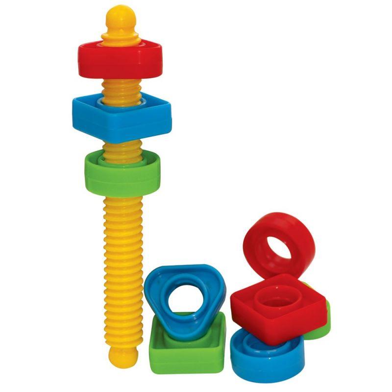 Šroubovací set pro nejmenší, tvary GOWI