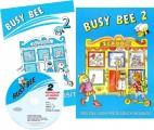 Angličtina pro děti BUSY BEE 2 - Set učebnice, pracovní sešit, CD kopie