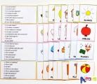výukové kartičky - POROZUMĚNÍ ŘEČI (otázky a odpovědi s obrázky)