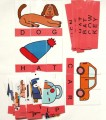 výukové kartičky - SKLÁDÁNÍ SLOV (angličtina)