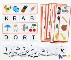 výukové kartičky - SKRYTÁ SLOVA 2