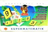 Vzdělávací hra - SUPERMATEMATIK