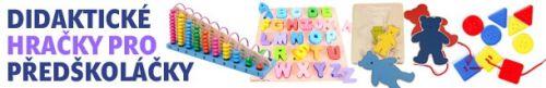 didaktické hračky A-toys