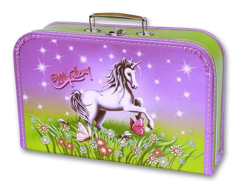 Dětský kufřík velký 35 cm - KONÍK Emipo