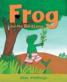 Frog and the Birdsong - knihy v angličtině pro děti