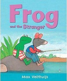 Frog and the Stranger - knihy v angličtině pro děti