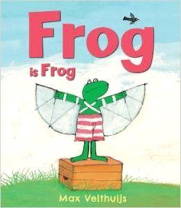 Frog is Frog - knihy v angličtině pro děti