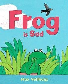 Frog is Sad - anglické knížky pro děti