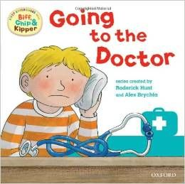 GOING TO THE DOCTOR - Oxford Reading Tree (Level 2)