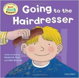 GOING TO THE HAIRDRESSER - Oxford Reading Tree (Level 2)