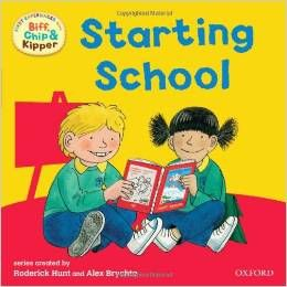 STARTING SCHOOL - Oxford Reading Tree (Level 2)