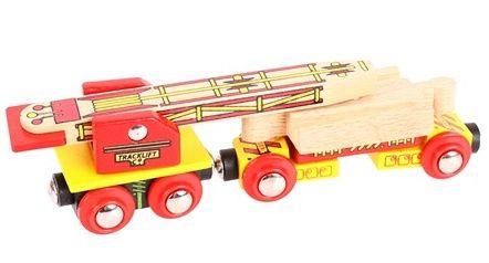 BigJigs, Pracovní vagon pokládání tratí BIGJIGS