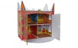 Domeček - zámek pro panenky 44 cm