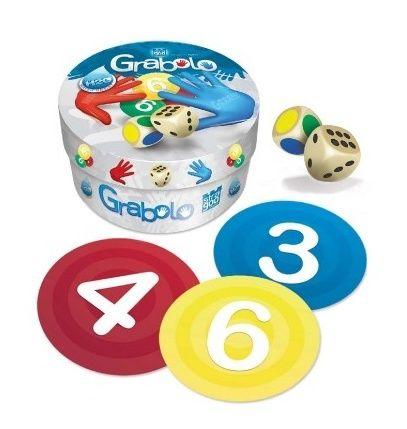 hra GRABOLO Čísla