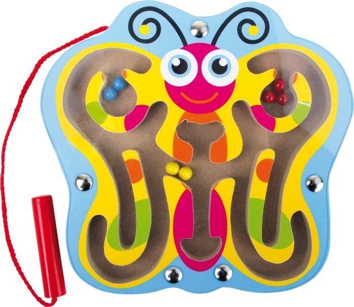 Kuličkový labyrint - Motýl