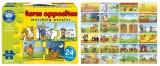 Orchard Toys puzzle FARMA - PROTIKLADY
