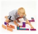 Pěnové maxi domino - tvary