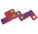 Pěnové maxi domino - tvary EDUSHAPE