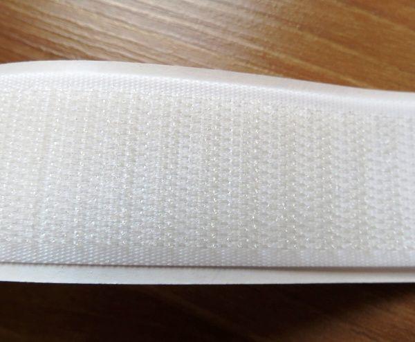 Suchý zip samolepící PRUH 1 m - háčky