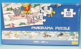 velké panorama puzzle 175 cm, 120 dílků - NA SEVERU